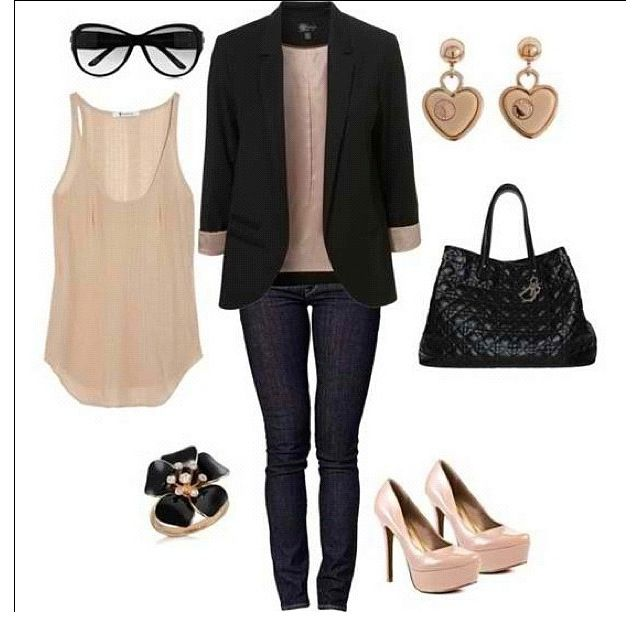 Classy Outfit Just Swap Heels For Flats Fall Winter