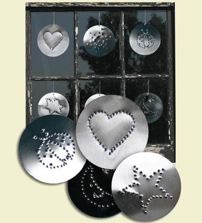 Tin Punching Kit Diy Inspiration Tin Christmas Crafts For Kids
