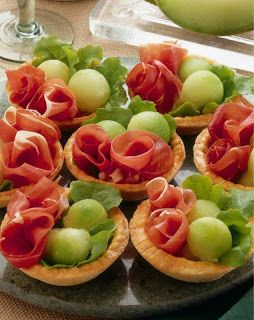 IN CUCINA CON MARY SOL: Cestini fantasia | Antipasti | Pinterest ...