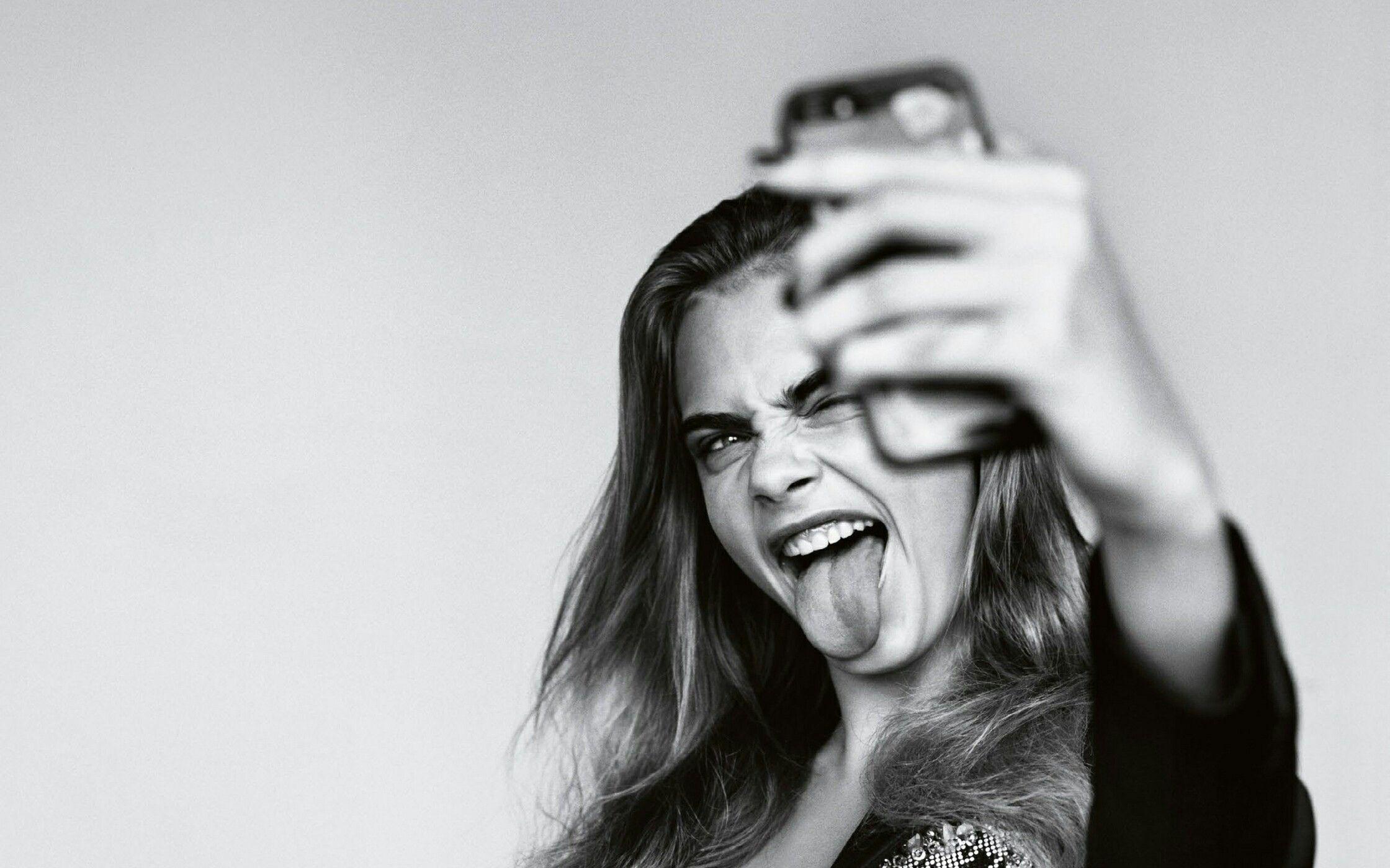 Selfie Cara Delevingne nude photos 2019
