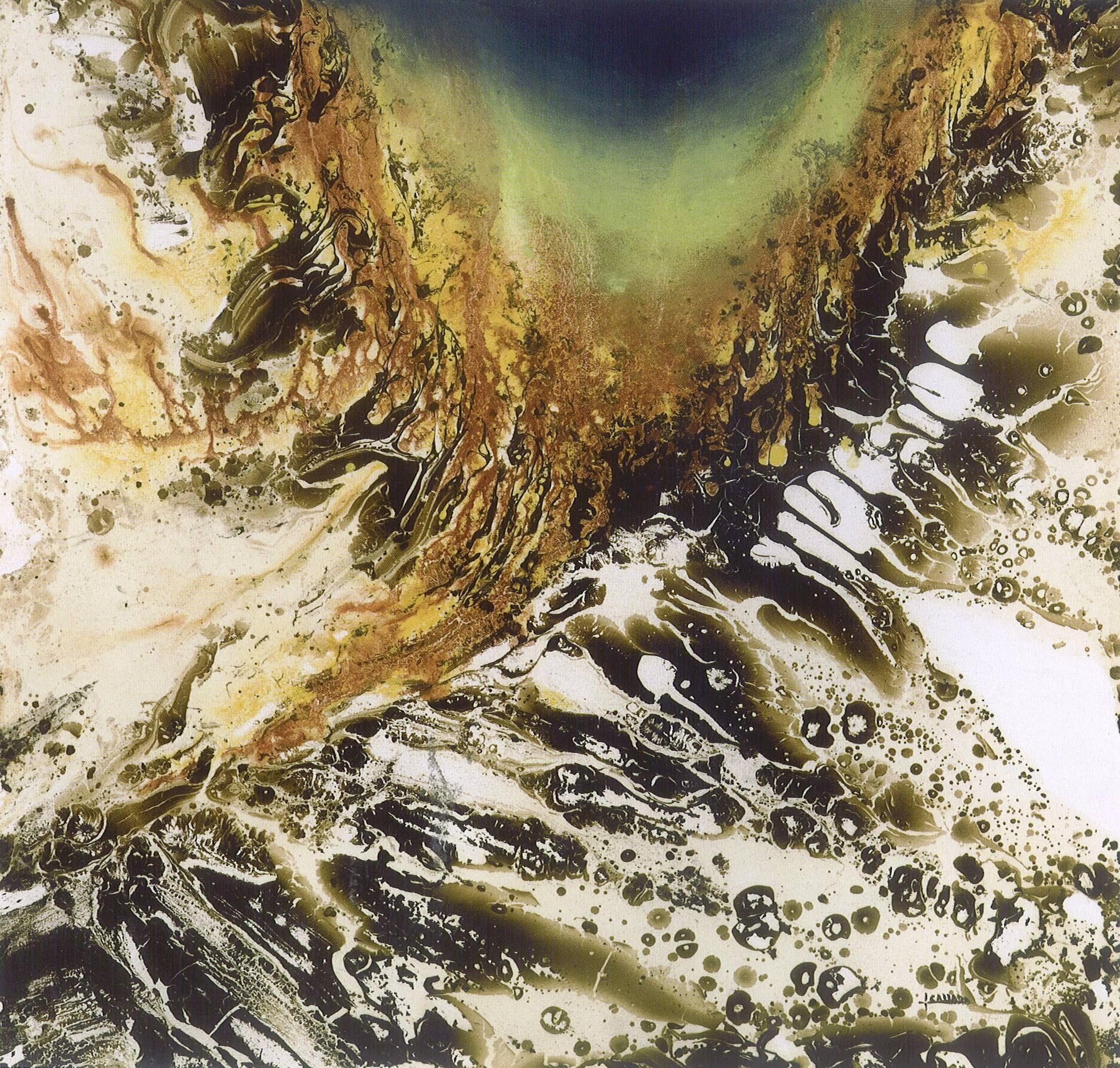 """""""Dentro del Iris"""" exposición de José Callado en la Fundación Antonio Pérez Cuenca Julio 2009 #FundacionAntonioPerez #Cuenca #JoseCallado"""