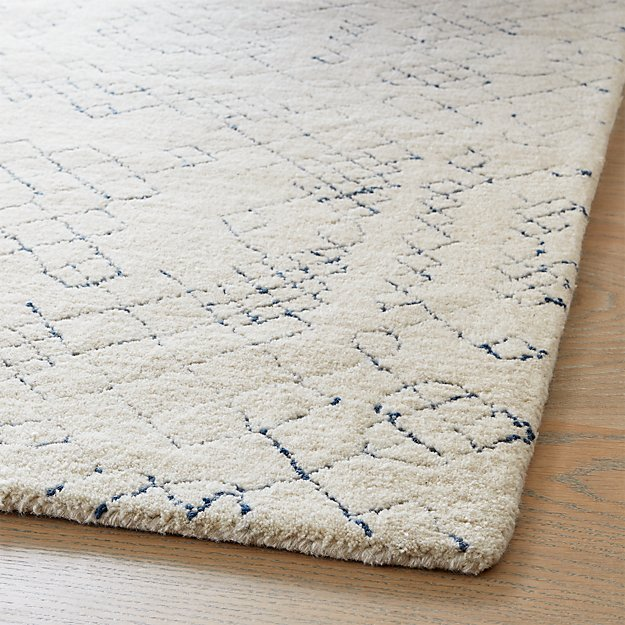 Azulejo Neutral Moroccan Style Rug Crate And Barrel Moroccan Style Rug Moroccan Style Crate And Barrel