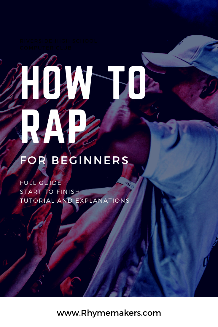 Full guide on how to rap for beginners. Learn to rap from start to finish with simple tips and techniques.