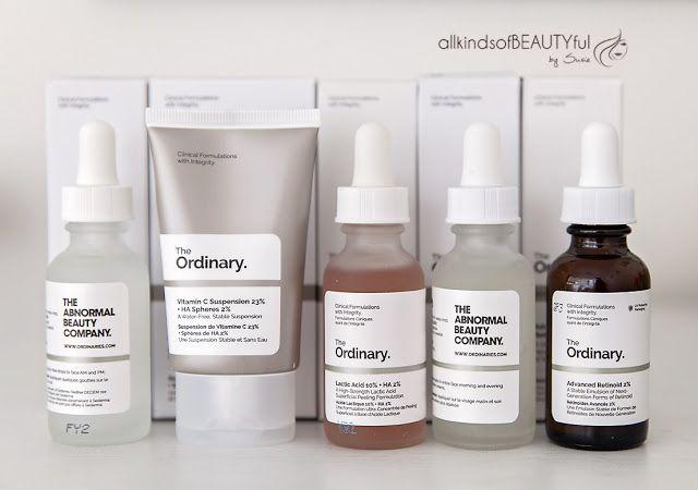 Abnormal skin care company