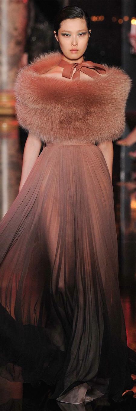 Farb-und Stilberatung mit www.farben-reich.com - Elie Saab Fall 2014-2015 Couture