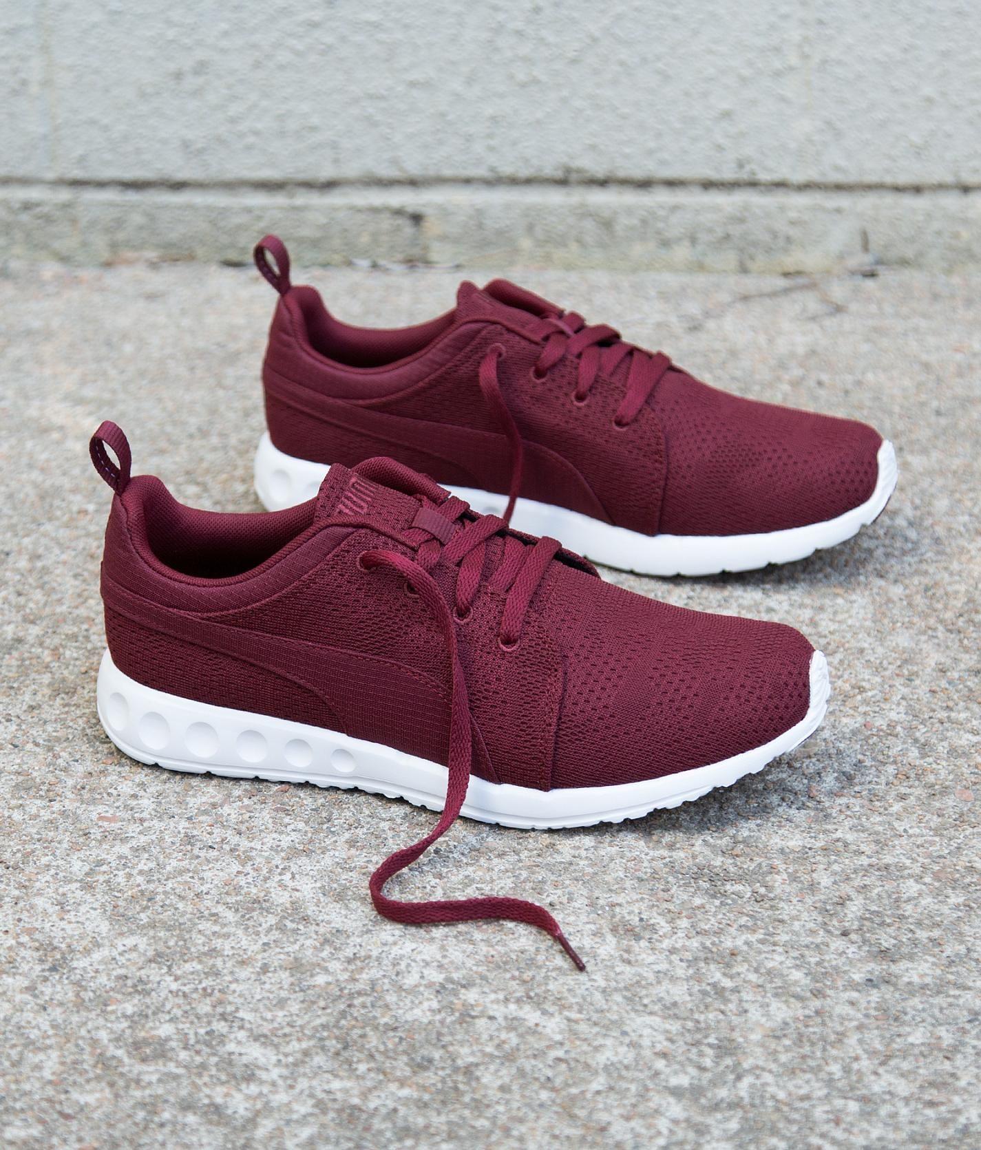 Puma Carson Runner Shoe. ZapatillasZapatos Rojos Para HombreZapatos ...