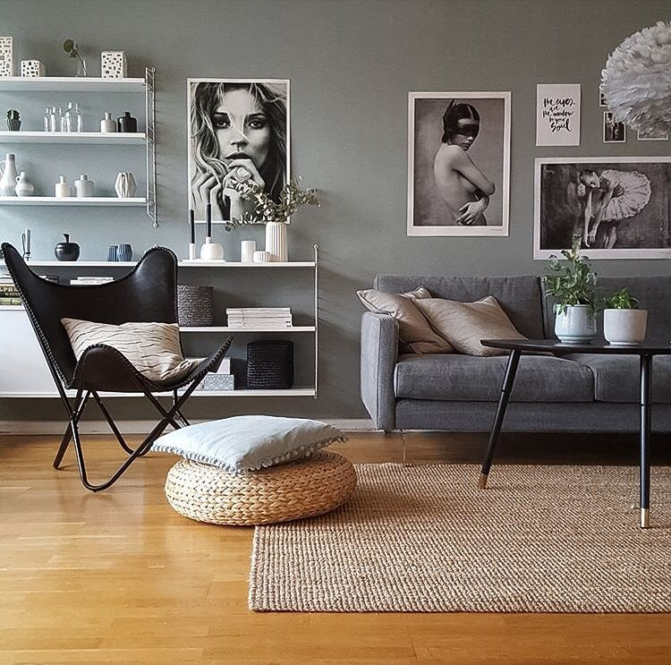 J immy and indi interiors hem inredning - Funky decorating ideas for living rooms ...