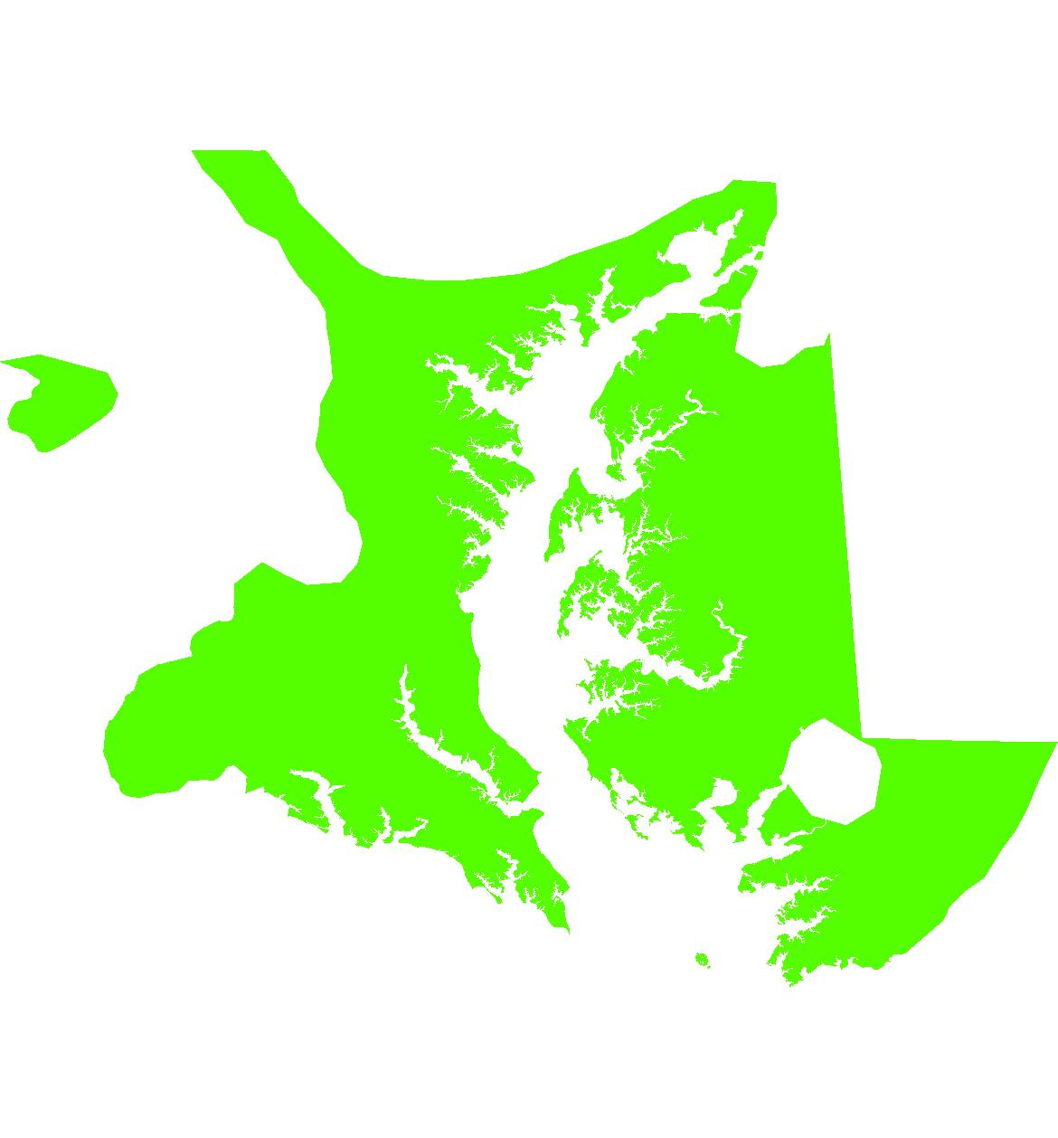 Maryland Interactive USDA Plant Hardiness Zone Map
