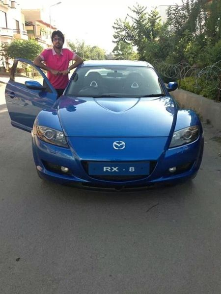 Mazda Rx 8 For Sale In Islamabad Pakistan 2482 Cars Autos In