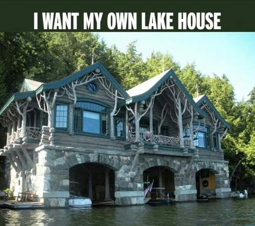 Not dream home but cool