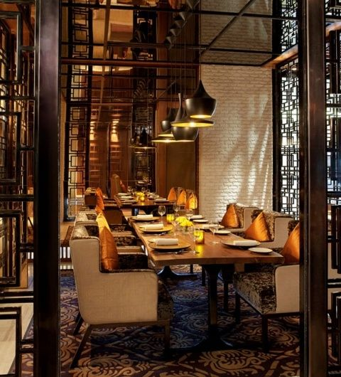 The Best Private Restaurant Dining Rooms In India