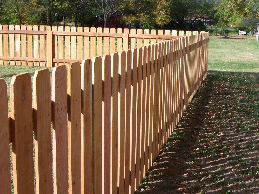 4 Wood Fencing Unlimited Fencing In 2020 Wood Picket Fence Cedar Fence Wood Fence Design