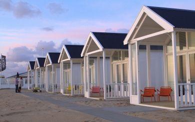 BLOGGED Beach Hut Heaven Coastal Shore Cottages