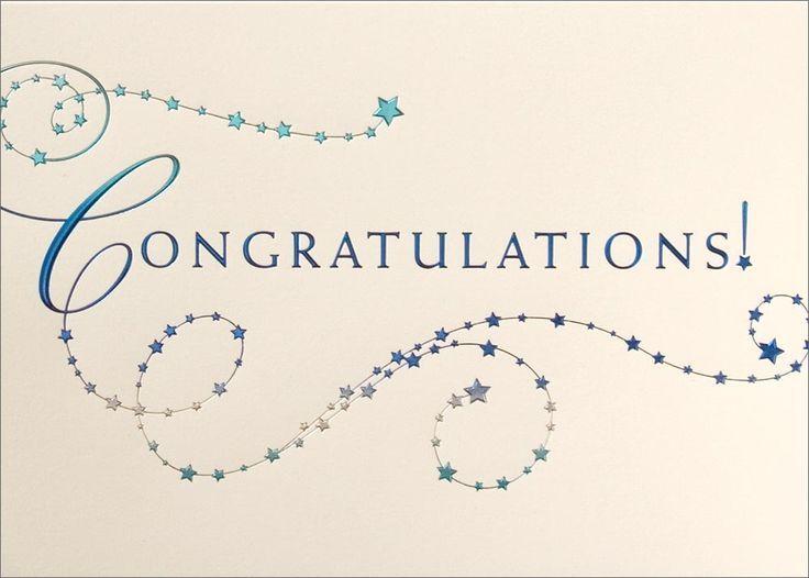 congratulations cards