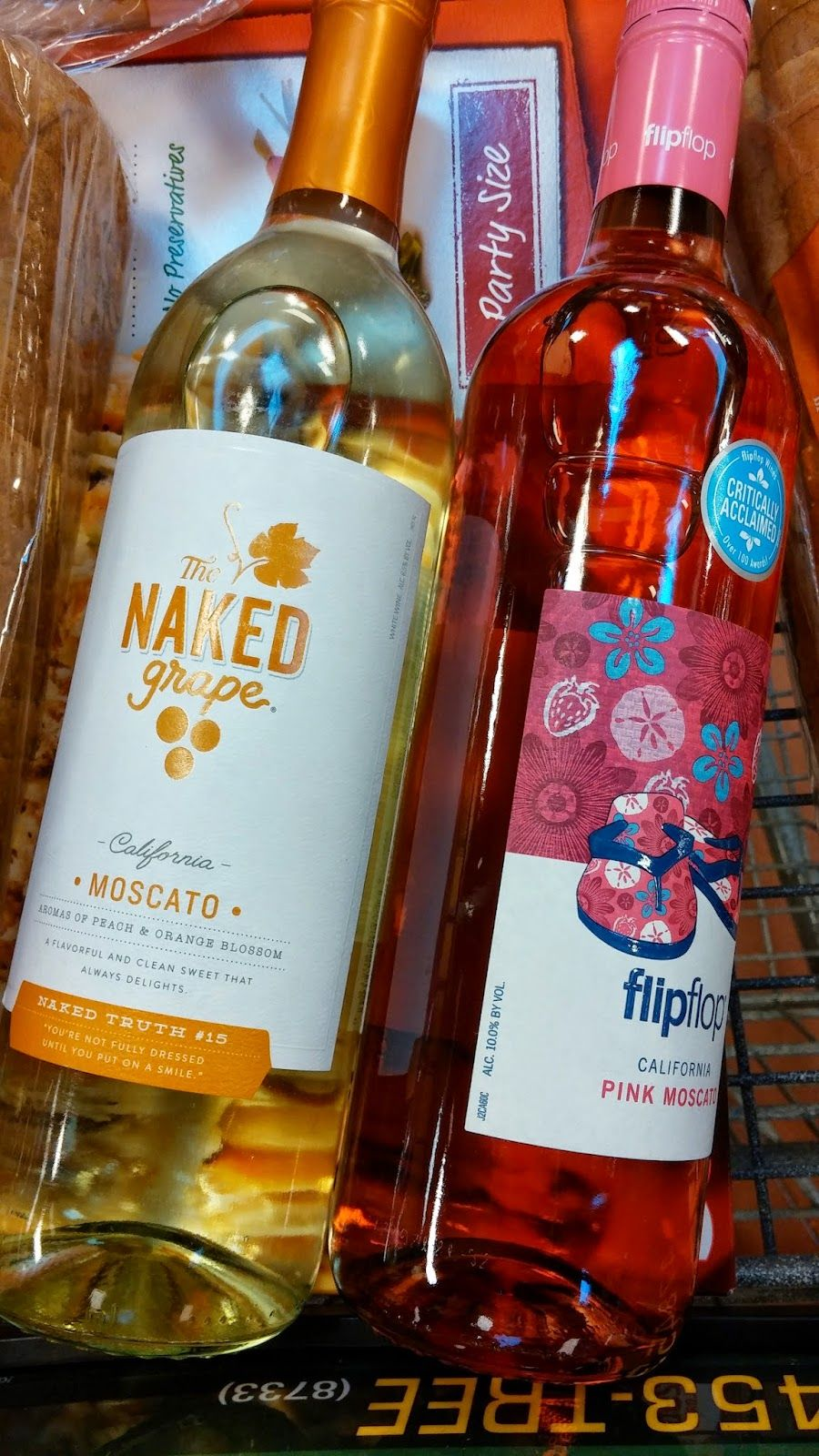 The Naked Grape Pinot Grigio - Minibar Delivery
