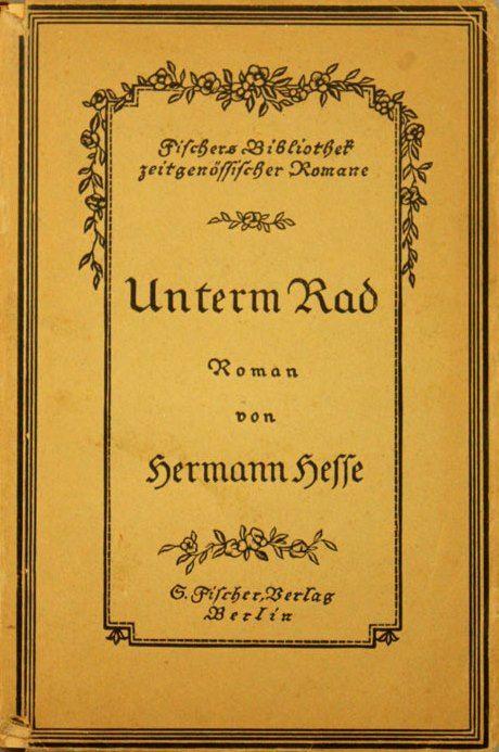 Hermann Hesse | Unterm Rad