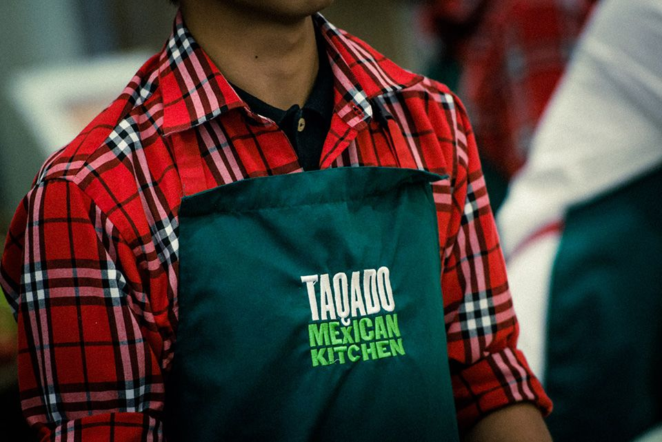 Taqado Mexican Kitchen Uniform