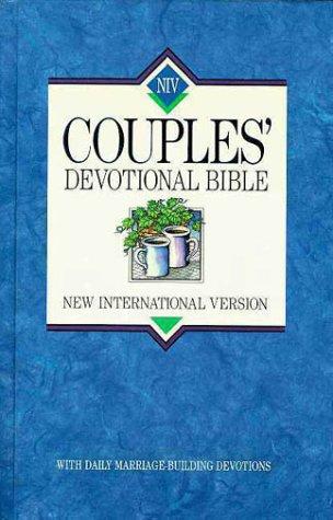 NIV Couples Devotional Bible: New International Version by