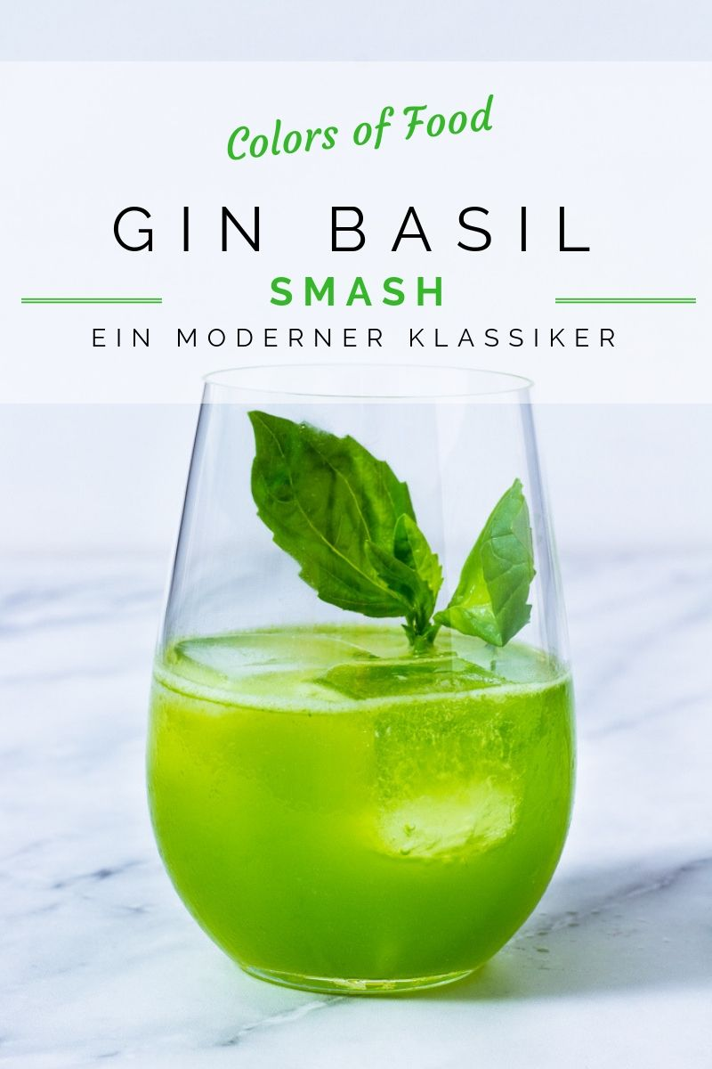 Photo of Happy New Year: Gin Basil Smash