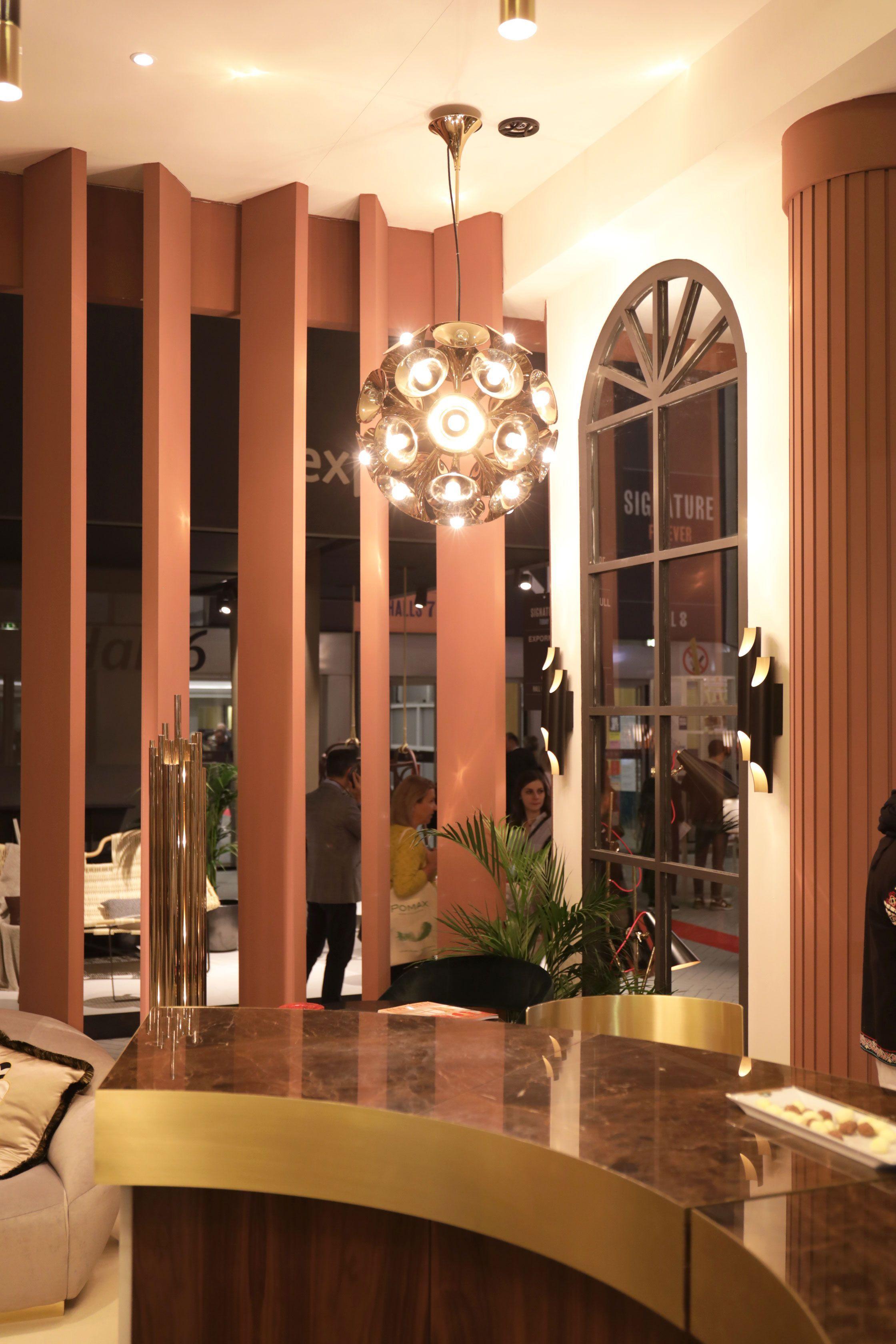 Interior Design Trends Presented At Maison Objet 2019 Luxury Interior Design Cool Lighting Interior Design Inspiration