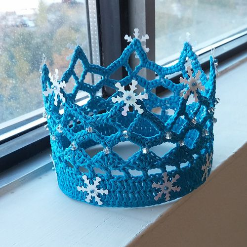 Princess Snowflake - Free Pattern (Beautiful Skills - Crochet ...