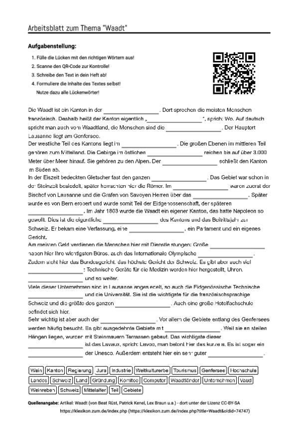 Schön Der Kansas Nebraska Act Von 1854 Arbeitsblatt Antworten Ideen ...