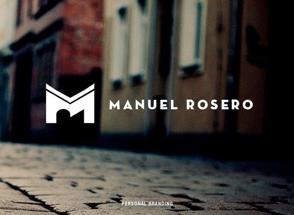 Personal Branding by Manuel Rosero, via Behance