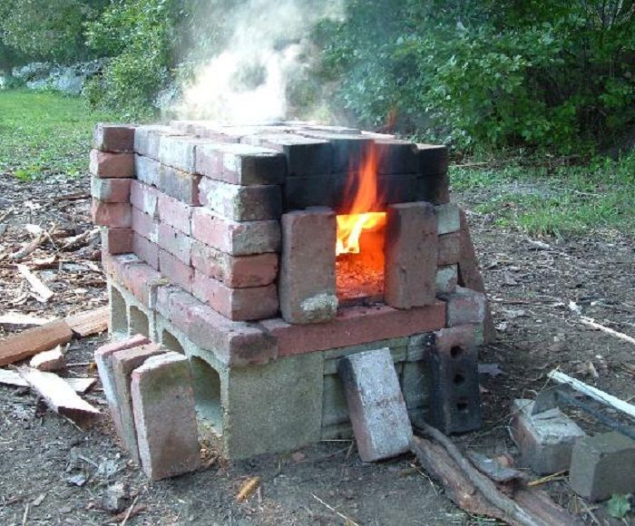 Pin By Roamer On Garden庭院 Brick Oven Outdoor Diy Pizza Oven Oven
