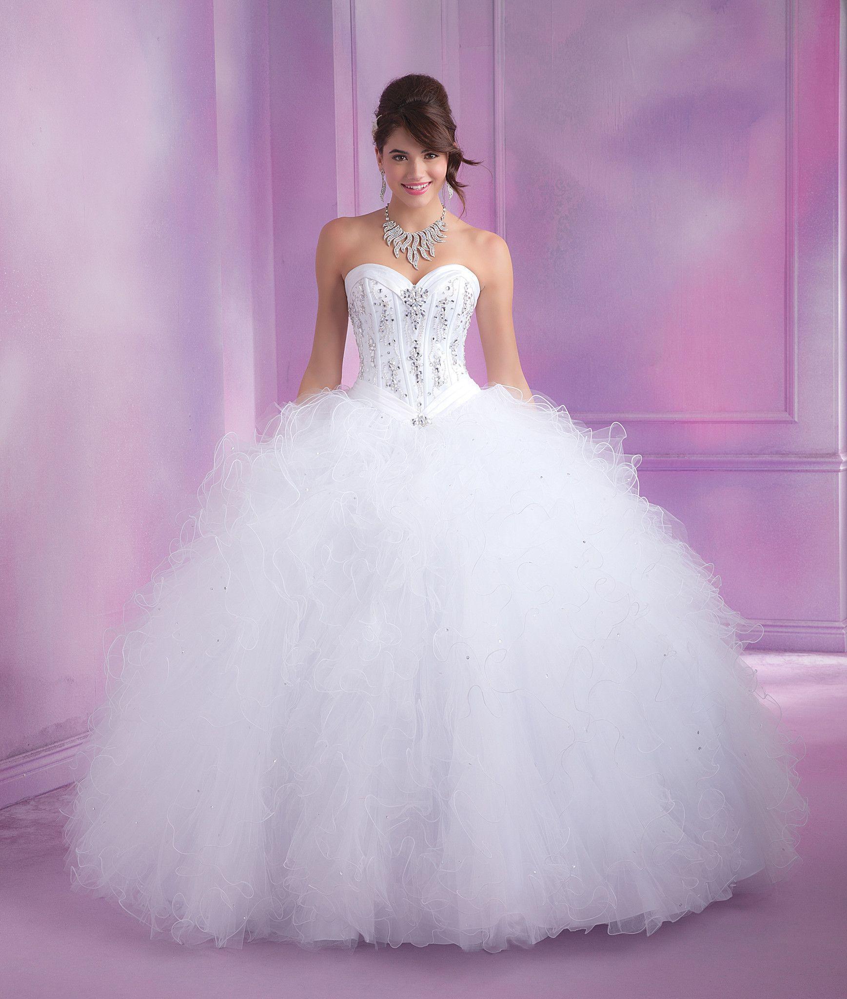 Mori Lee Quinceanera Dress Style 88085