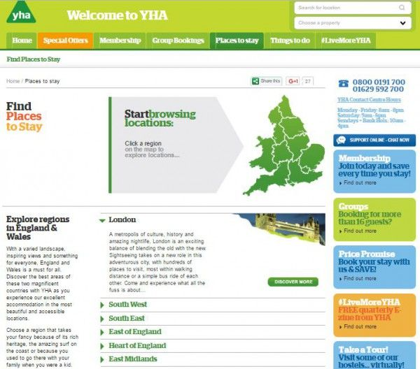YHA England and Wales now welcomes Dogs! | Pet Travel Blog