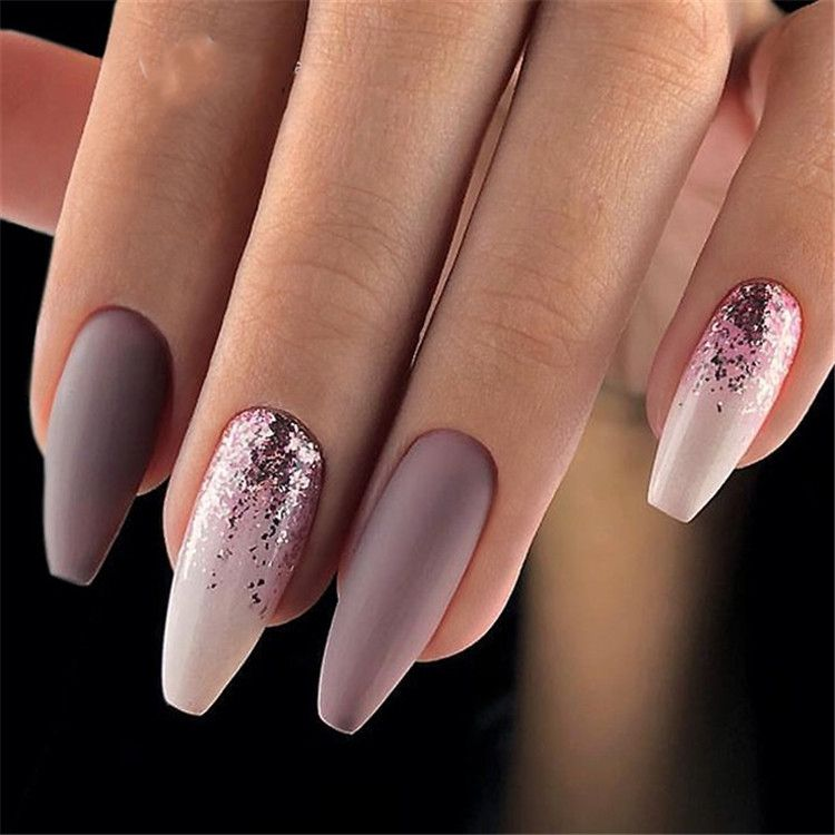 35 2019 Hot Fashion Coffin Nail Trend Ideas With Images Coffin Nails Designs Coffin Nails Long