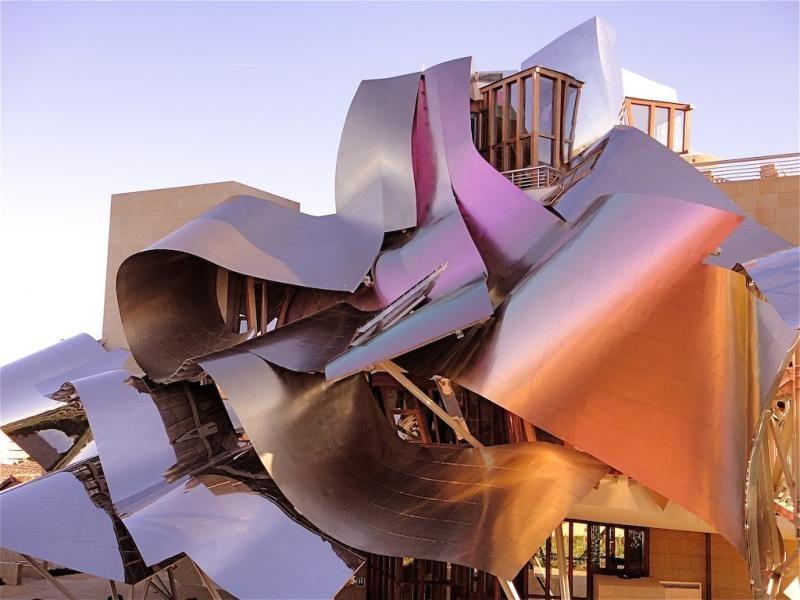 z-x-y: Hotel Marques de Riscal, Elciego, Spain,...