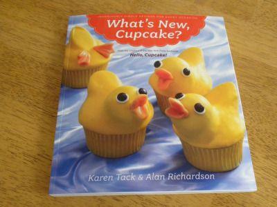 """What's New, Cupcake"""