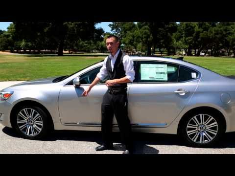 2014 Kia Cadenza In Depth Review | Capitol Kia | DGDG.COM | San Jose, CA
