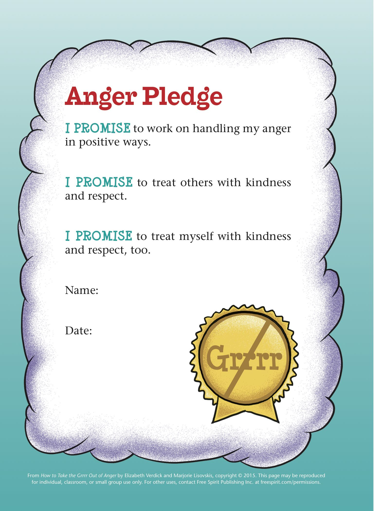 It's just a picture of Divine Free Printable Anger Management Activities