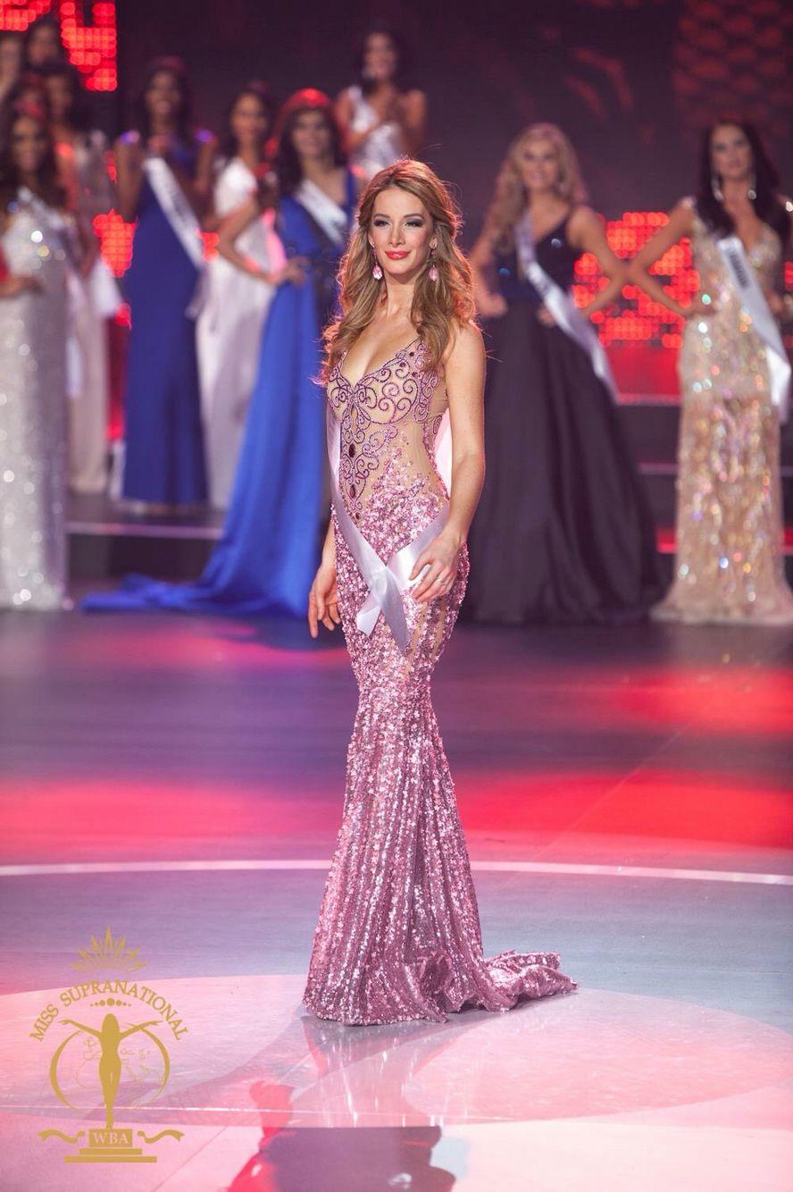 Australia - Christiana Fischer Top 10 Miss Supranational 2015 | Miss ...