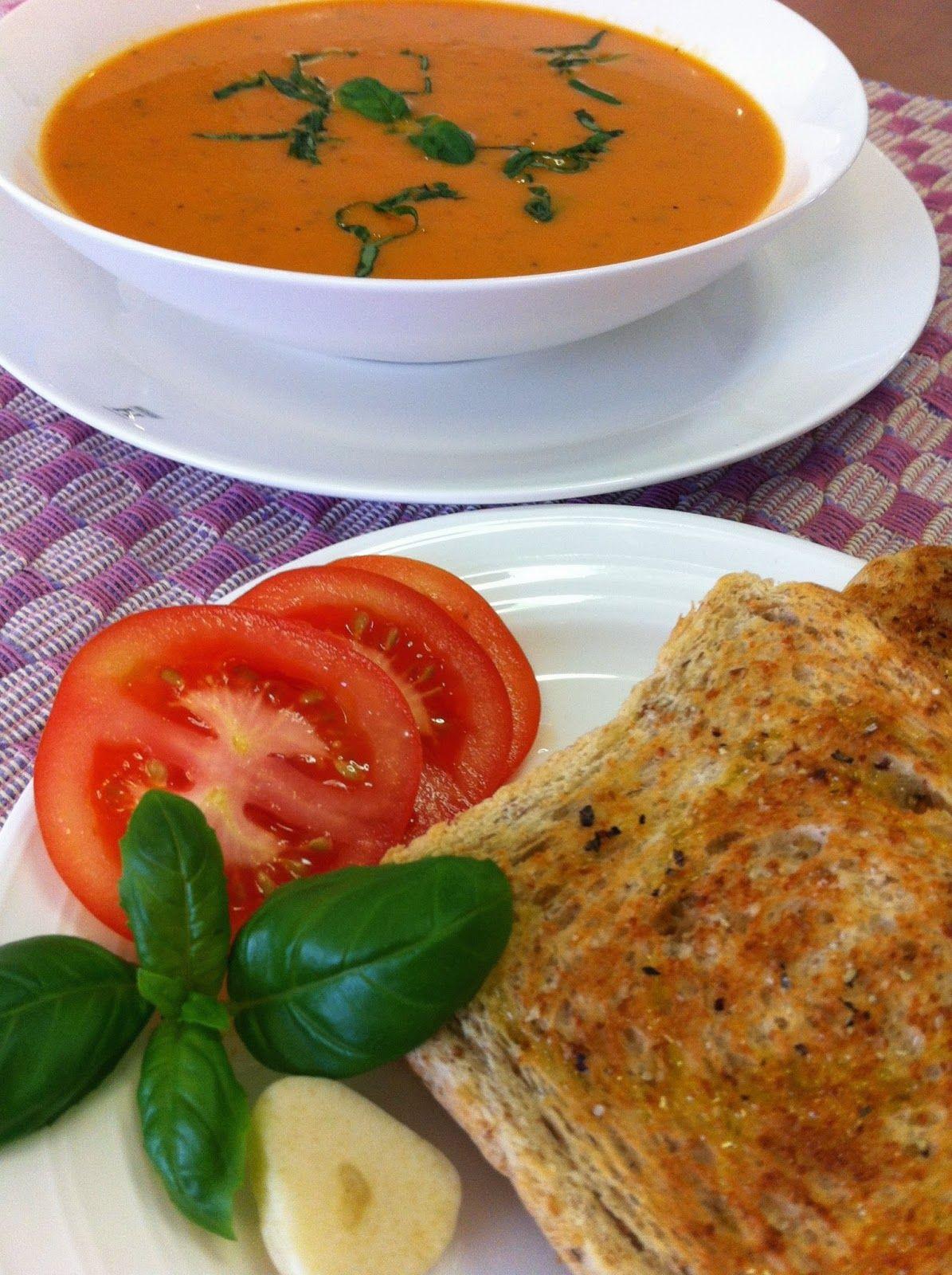 Liian hyvää: Sarin tomaattikeitto