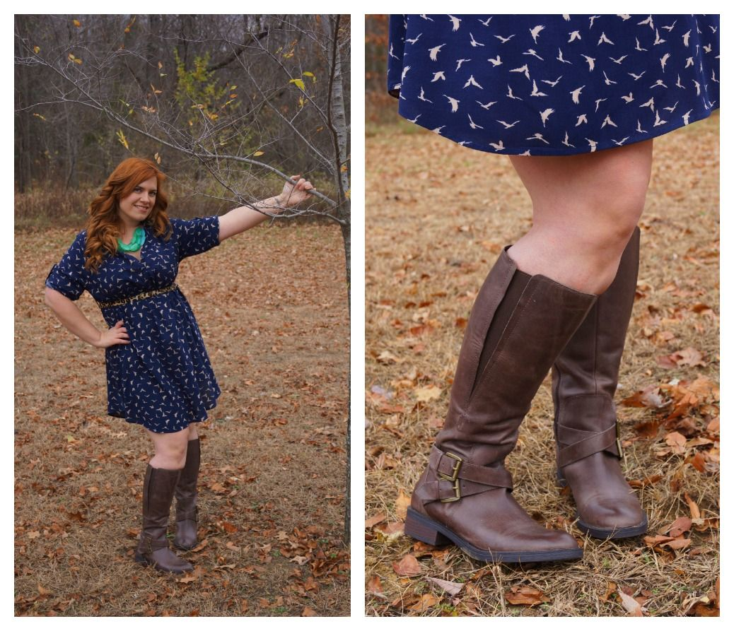 Wide Calf Boot Reviews with photos. I don't know how I would ...