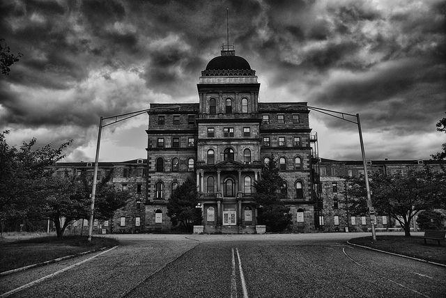 Greystone Park Psychiatric Hospital Scary Psychiatric Hospital Insane Asylum Abandoned Asylums