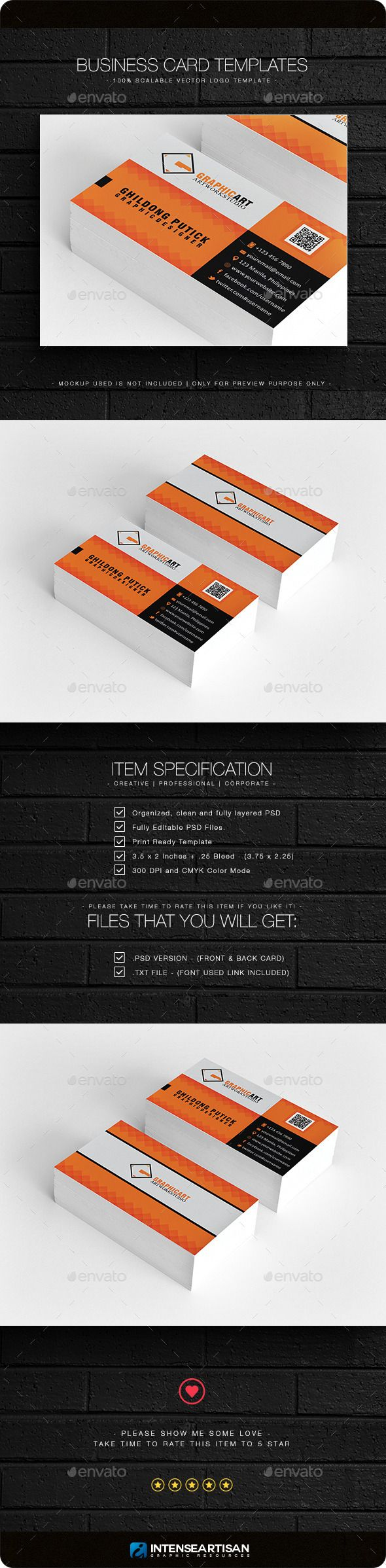 Business card v5 pinterest business cards minimal business business card v5 photoshop psd web designer minimal available here httpsgraphicriveritembusiness card v54991033refpxcr reheart Gallery
