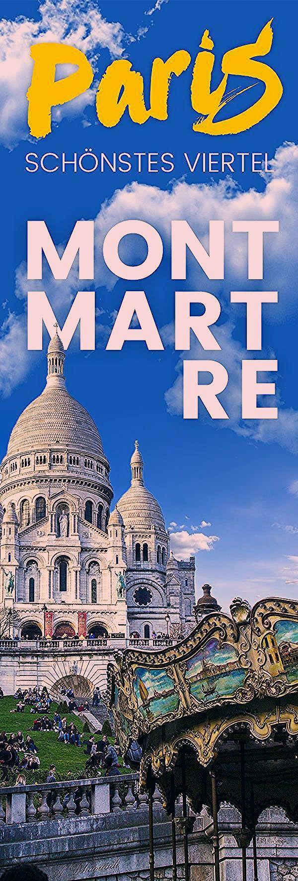 Montmartre: Paris schönstes Viertel • Tipps für einen Ausflug • RonnyRakete.de