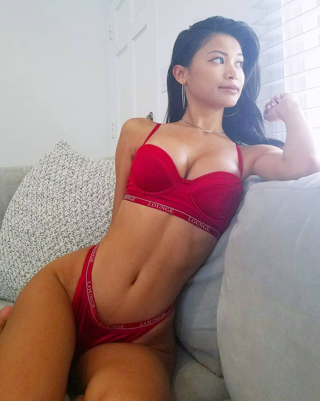 Strange Pat busty thai girl