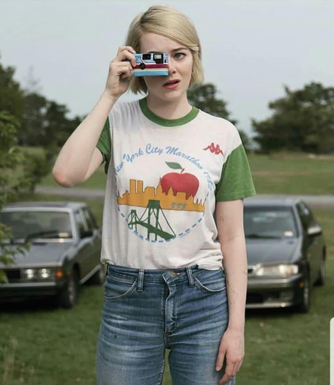Maniac Emma Stone Blonde Emma Stone Emma Stone Style