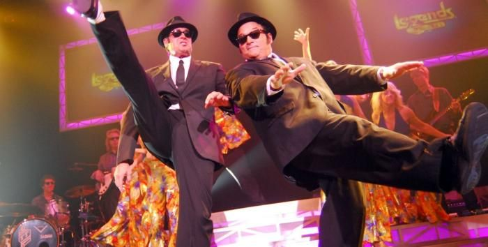 Bally S Atlantic City Shows Legends In Concert Blues Brothers Marilyn Monroe Whitney Houston The King Elvis And So Concert Atlantic City Blues Brothers