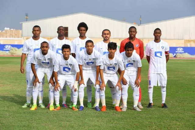 Al Hilal Junior Football Team Wins 2 0 Over Football Football