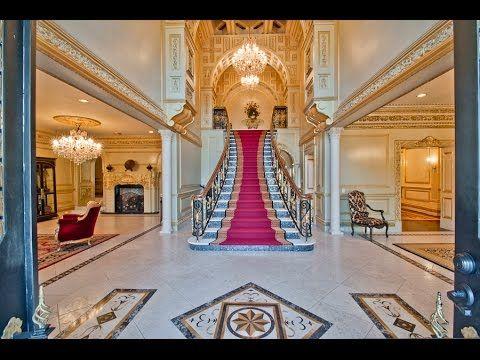 25 Million Dollar Mediterranean Estate Luxury Mansion Tour In