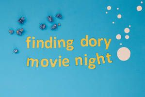 Host a Finding Dory Movie Night
