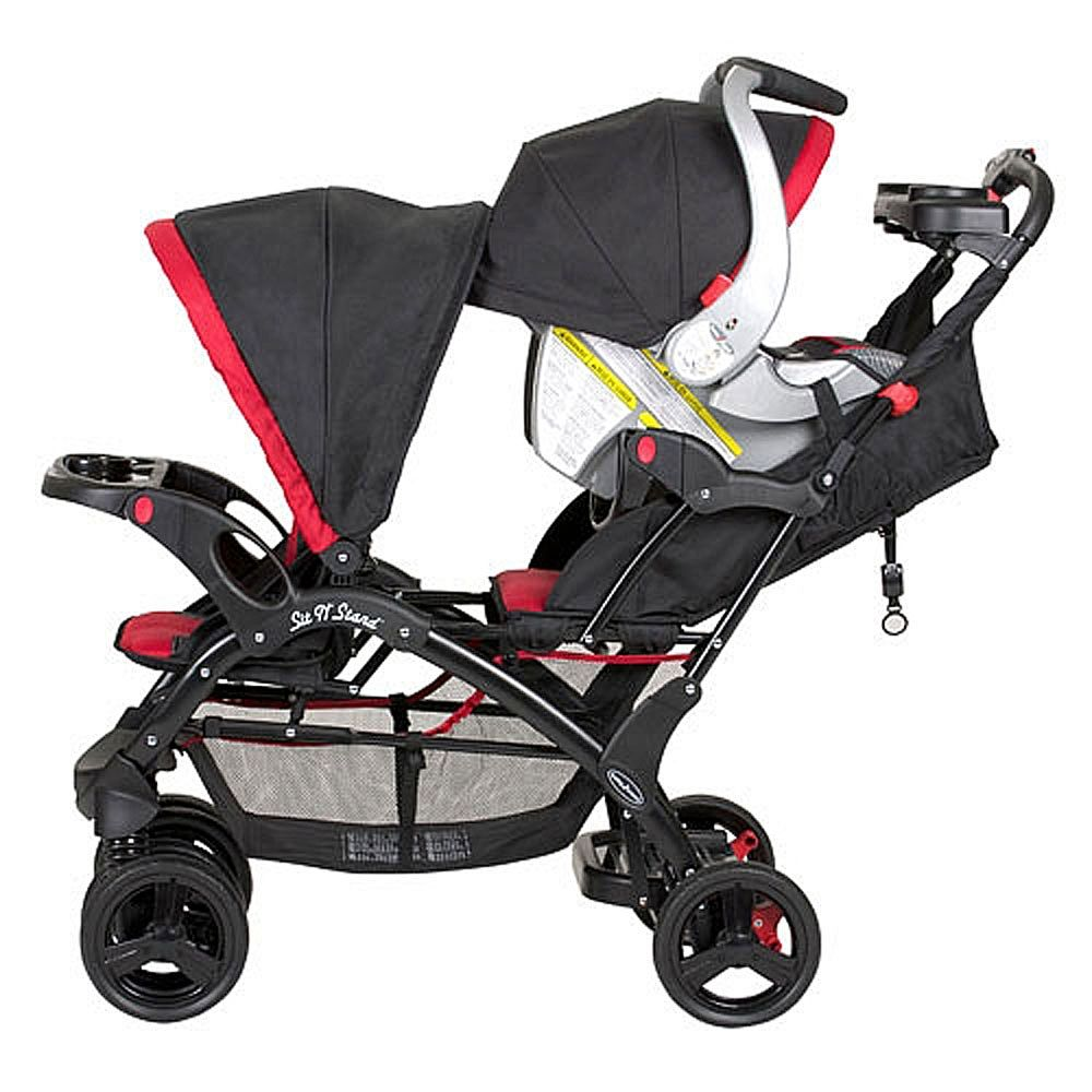 This double stroller is normally one of the most popular