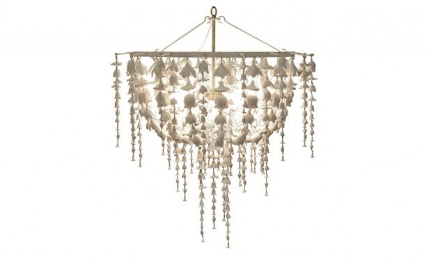 Coco republic oly flowerfall chandelier