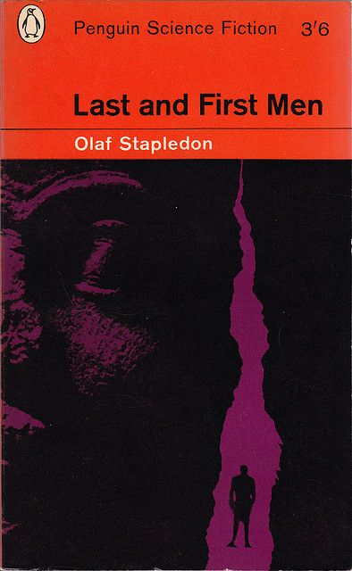 Last And First Men Penguin Books Covers Book Cover Design Book Cover Art